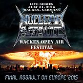Live in Wacken, Germany by Nuclear Assault