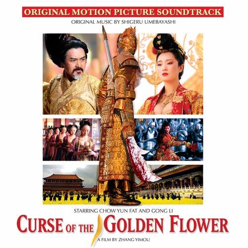 Curse of the Golden Flower (Original Motion Picture Soundtrack) by Shigeru Umebayashi