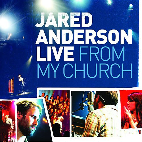 Worship Tools 20 - Live From My Church by Jared Anderson
