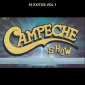 16  Éxitos (Vol. 1) by Campeche Show