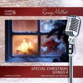 Special Christmas Songs, Vol. 4 (Org. Playback / Karaoke Album) - Die Schönsten Weihnachtslieder zum Mitsingen; Gemafreie Weihnachtsmusik by Ronny Matthes