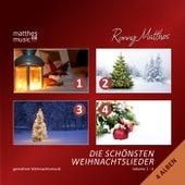 Die schönsten Weihnachtslieder, Vol. 1 - 4 (4 Alben) - instrumentale Gemafreie Weihnachtsmusik by Ronny Matthes