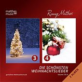 Die schönsten Weihnachtslieder, Vol. 3 & 4 (Doppelalbum) - Gemafreie Weihnachtsmusik by Ronny Matthes