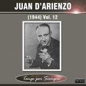 (1944), Vol. 12 by Juan D'Arienzo