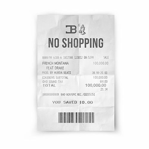 No Shopping by French Montana