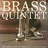 Brass Quintet by The US Air Force Brass Quintet