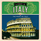 A Night In Italy by Various Artists
