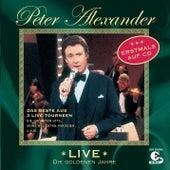 Live - Die goldenen Jahre by Peter Alexander