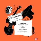 Casadesus & Barbirolli & Handel: Three Concertos for Viola and Orchestra (Digitally Remastered) by The Stradivari Chamber Orchestra