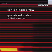 Nancarrow: Quartets and Studies by Arditti Quartet