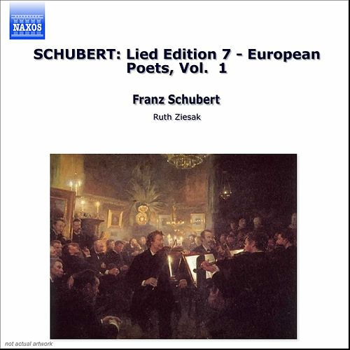 European Poets, Vol. 1 by Franz Schubert