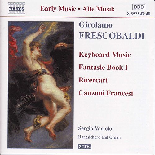 Fantasie Book I: Ricercari by Girolamo Frescobaldi