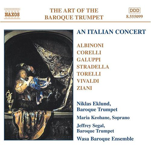 The Art of the Baroque Trumpet Vol. 5 by Various Artists