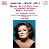 Favourite Soprano Arias by Various Artists