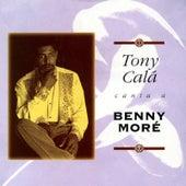 Tony Calá canta a Benny Moré by Tony Calá