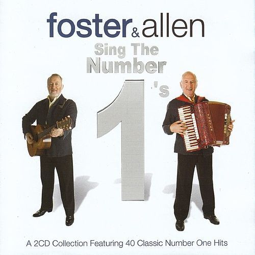 Sing The Number 1's by Foster & Allen