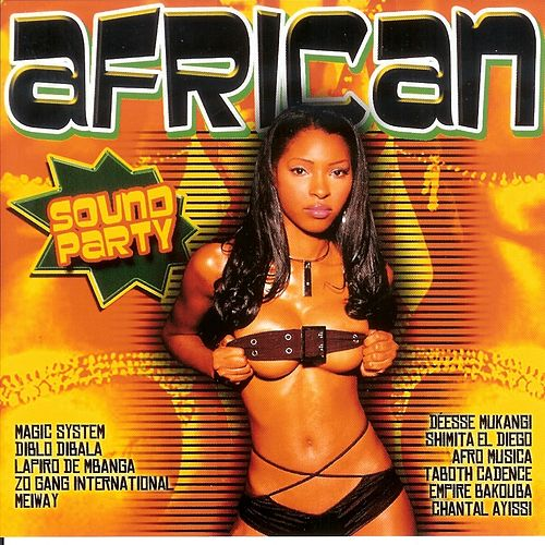 African Sound Party by Various Artists