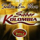 Sabor En  Vivo by Sabor Kolombia