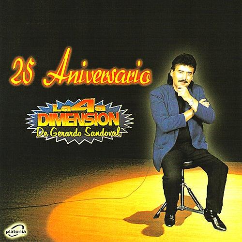 25 Aniversario by Gerardo Sandoval