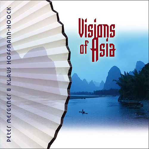 Visions Of Asia by Peter Mergener