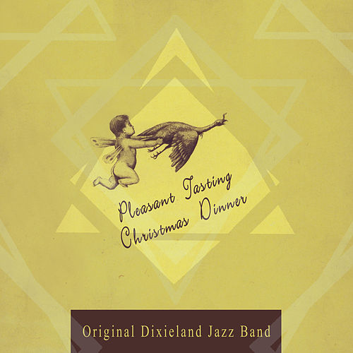 Peasant Tasting Christmas Dinner by Original Dixieland Jazz Band