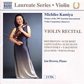 Violin Recital - Michiko Kamiya by Various Artists