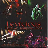 Live at Bobfest 2003 by Leviticus
