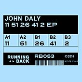 11 51 26 41 2 Ep by John Daly