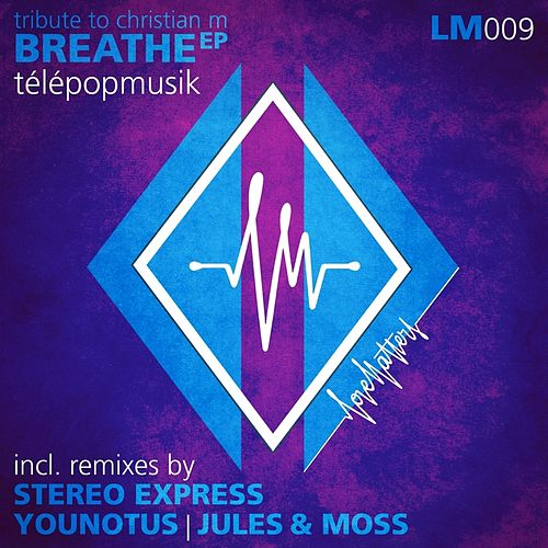 Breathe Remix EP by Telepopmusik
