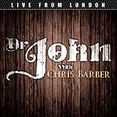 Live From London by Dr. John