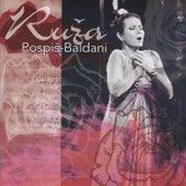 Ruža pospiš Baldani mezzosopran by Ruža Pospiš Baldani