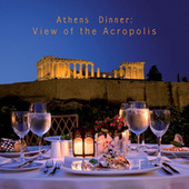 Athens Dinner: View of the Acropolis von Various Artists