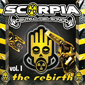 Scorpia The Rebirth Vol. I, Makina Compilation von Various Artists