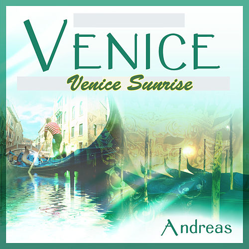 Venice - Venice Sunrise by Andreas