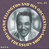 The Treasury Shows, Vol. 21 by Duke Ellington