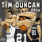 Tim Duncan by Bron
