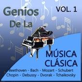 Genios de la Música Clásica Volumen 1 by Various Artists