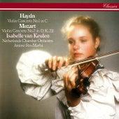 Haydn: Violin Concerto No. 1 / Mozart: Violin Concerto No. 2 von Antoni Ros Marbà