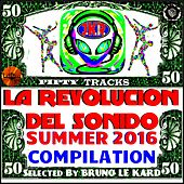 La Revolución del Sonido Summer 2016 Compilation von Various Artists