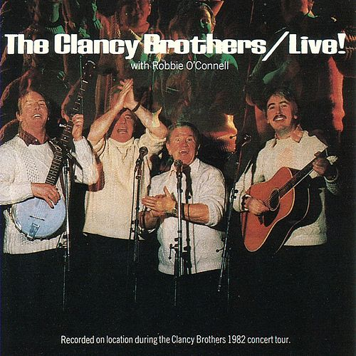 Live! by The Clancy Brothers
