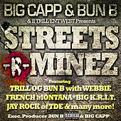 Streets-R-Minez by Various Artists