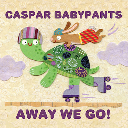Mister Cloud by Caspar Babypants