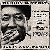 Muddy Waters Live in Warsaw 1976 von Muddy Waters