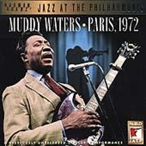 Paris, 1972 by Muddy Waters