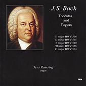 J.S. Bach: Toccatas and Fugues by Jens Ramsing