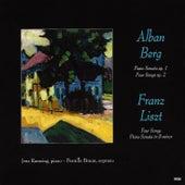 Alban Berg - Franz Liszt von Pernille Bruun