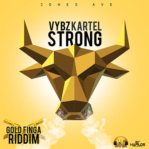 Strong - Single von VYBZ Kartel