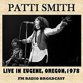 Live in Eugene, Oregon, 1978 von Patti Smith