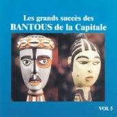 Les grands succès des Bantous de la Capitale, Vol. 5 by Les Bantous De La Capitale