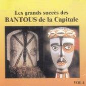 Les grands succès des Bantous de la Capitale, Vol. 4 by Les Bantous De La Capitale